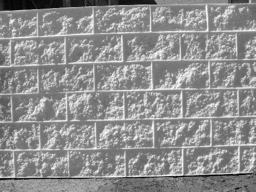12015 Split Face Block (Keyed) Formliner