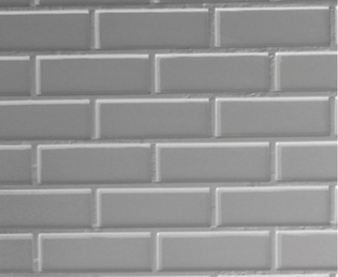 5009 Smooth Brick Square Custom Rock Form Liner